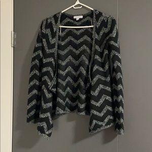 Sweaters - Chevron cardigan